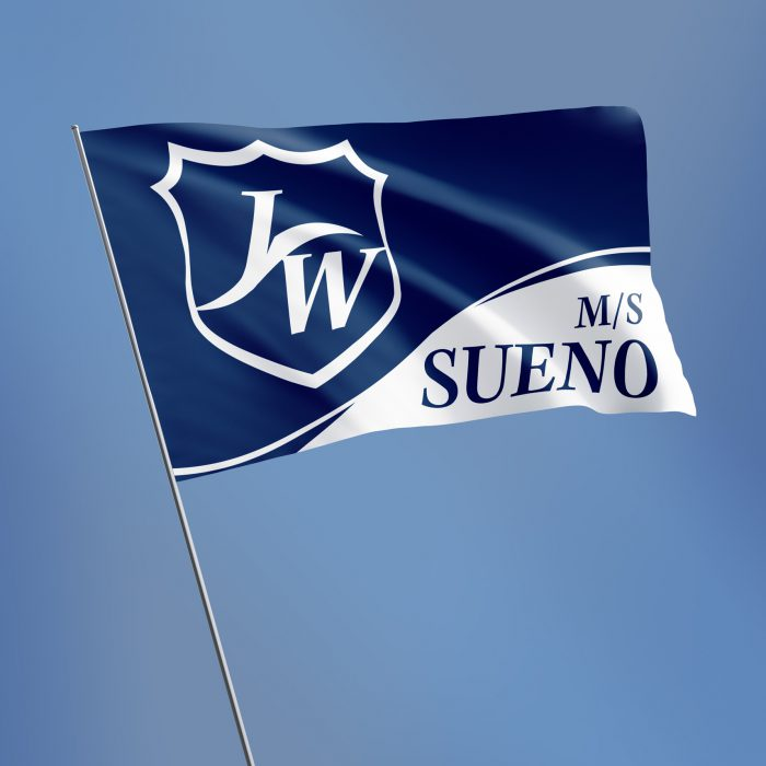 MS Sueno vlag