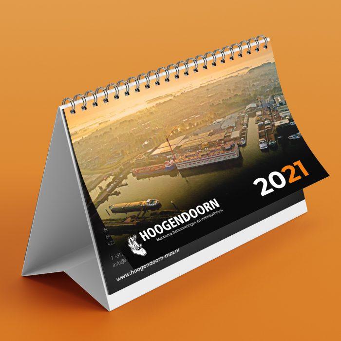 Hoogendoorn bureaukalender