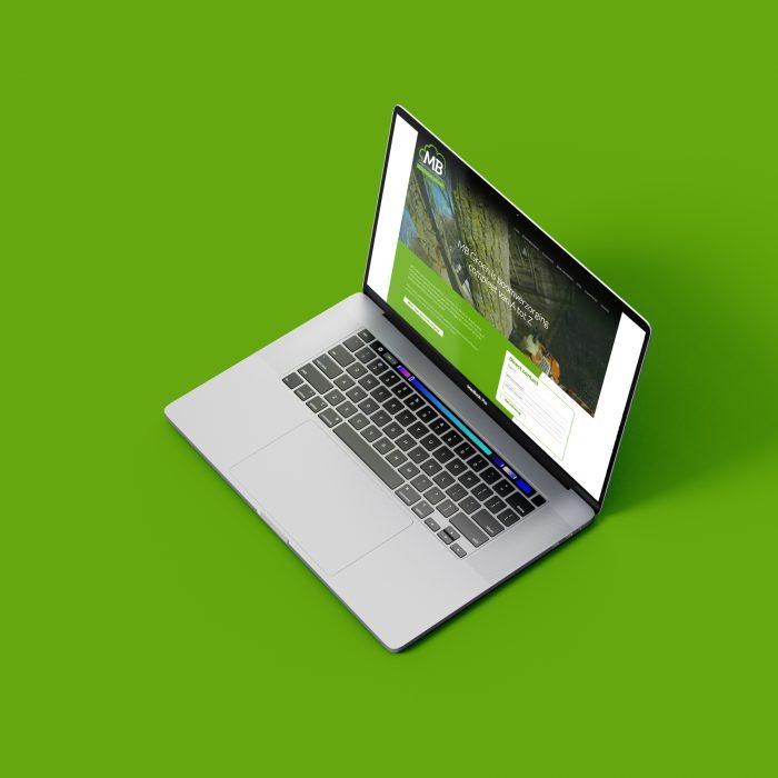 MB Groen website
