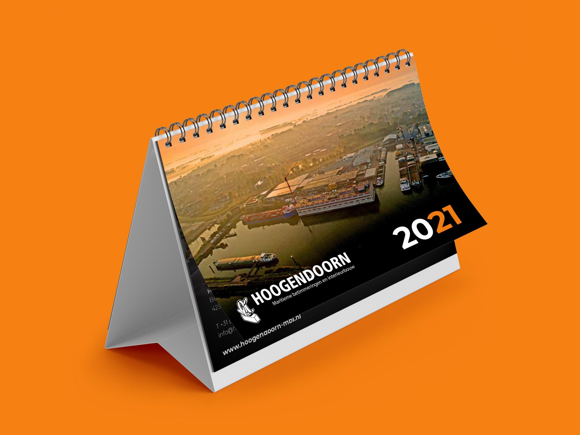 Hoogendoorn kalender